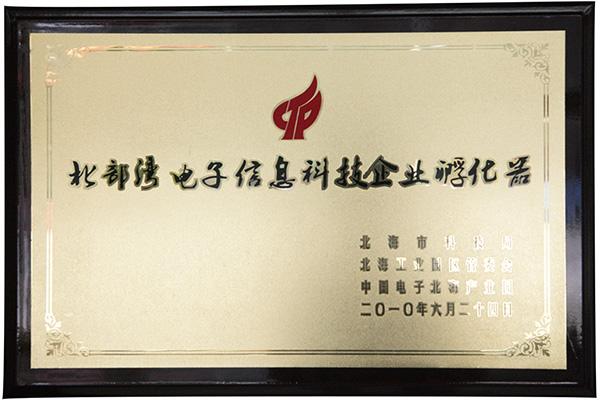 广西电子设计大赛奖状